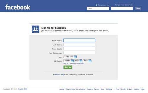Sign Up for Facebook   Facebook   www.facebook.com/r.php?r