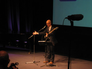 George Hrab at TAM London | by Matt From London