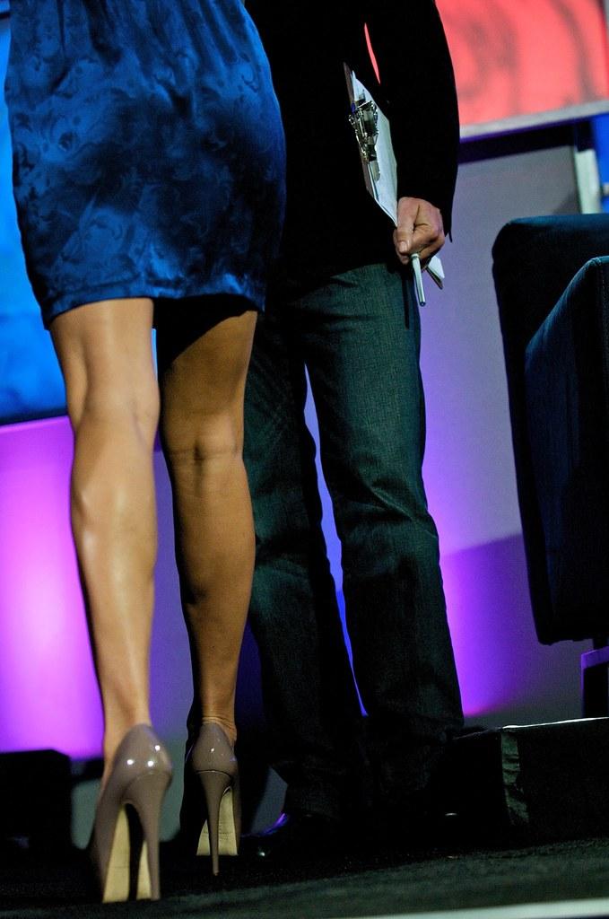 Get Free Credit Report >> Heels ... | ... and million-dollar legs. Brooke Burke of ...