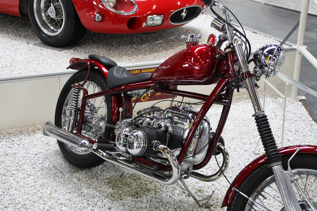 Bmw >> BMW R 51/3 Chopper | Baujahr 1953, 2-Zylinder, 590 ccm, 28 P… | pilot_micha | Flickr