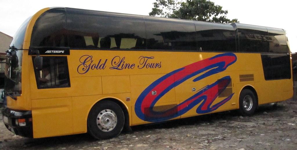 Euro Tours Bus