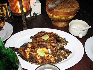 Grilled Fish Dinner @ Jimbaran, Bali | by pankaj.batra