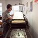 Vandercook SP20 & 18x26 Poster-