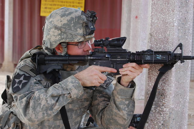 Army Times Reports On M4 Carbine Improvements U S Army