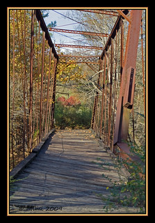 Wesson Gap Road Bridge | by Judy Frederick Photography