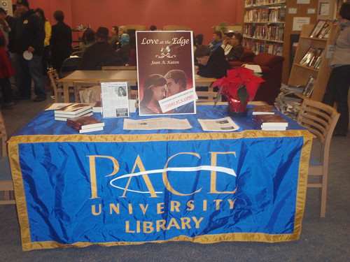book signing 001 | by Pace University Library
