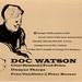 doc watson.
