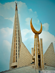 Faisal Masjid | by Syed Sibt-e-Hassan