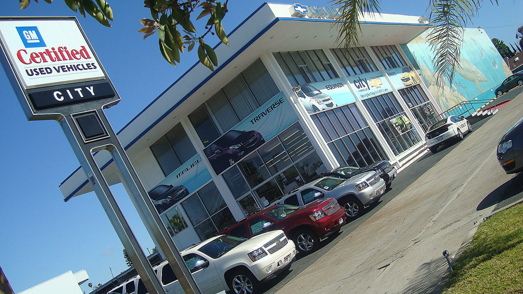 ... City Chevrolet, San Diego CA | By JoeInSouthernCA