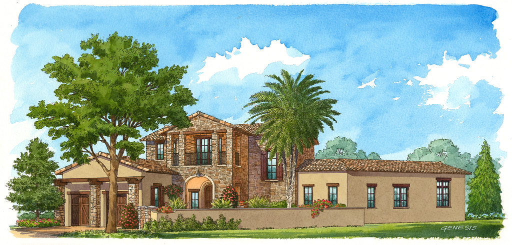 Golden Oak Issa Homes Lot 41 Issa Homes Casa Di Lusso