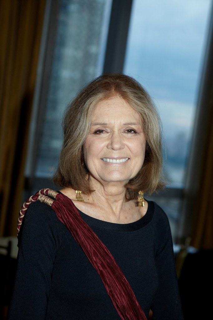 Gloria Steinem - Women's Day 2016