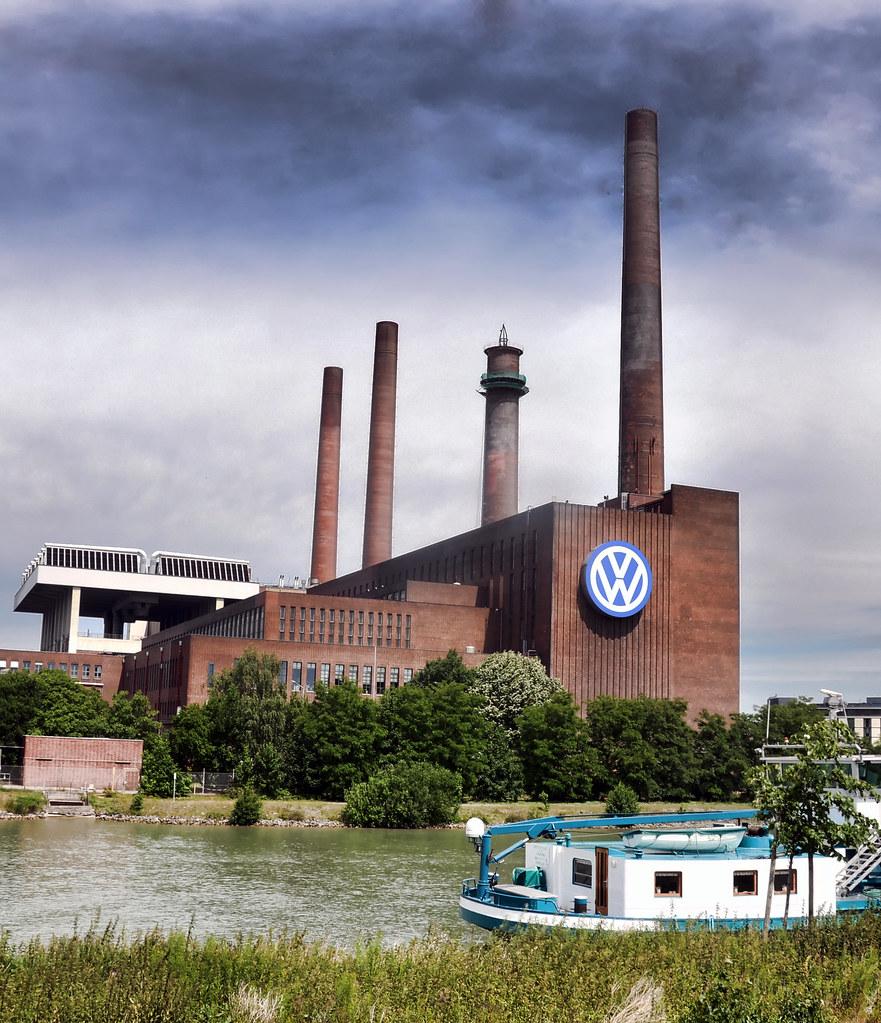 Germany Volkswagen Factory Tour