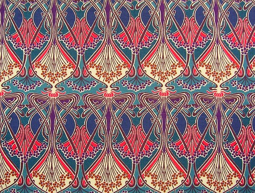 Liberty of London Fabric- Ianthe | Leslie | Flickr