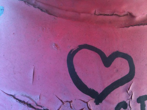 Bowery dingbat: love can be found on this street icon | by Michael Surtees