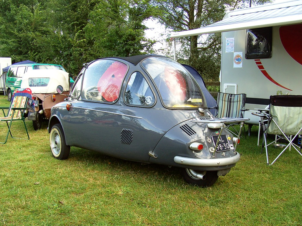 1957 heinkel kabine 150 the heinkel kabine was a microcar flickr. Black Bedroom Furniture Sets. Home Design Ideas