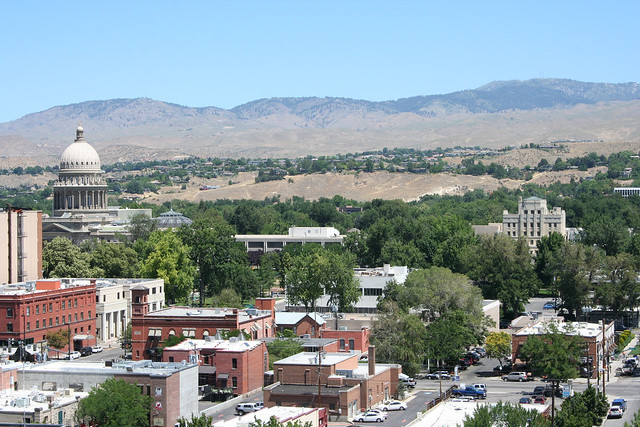 Boise And Foothills Flickr Photo Sharing