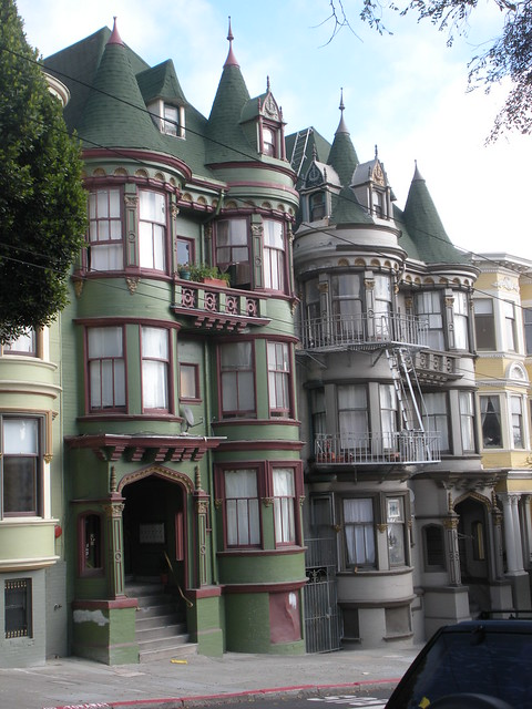 Chateauesque Style In San Francisco Flickr Photo Sharing