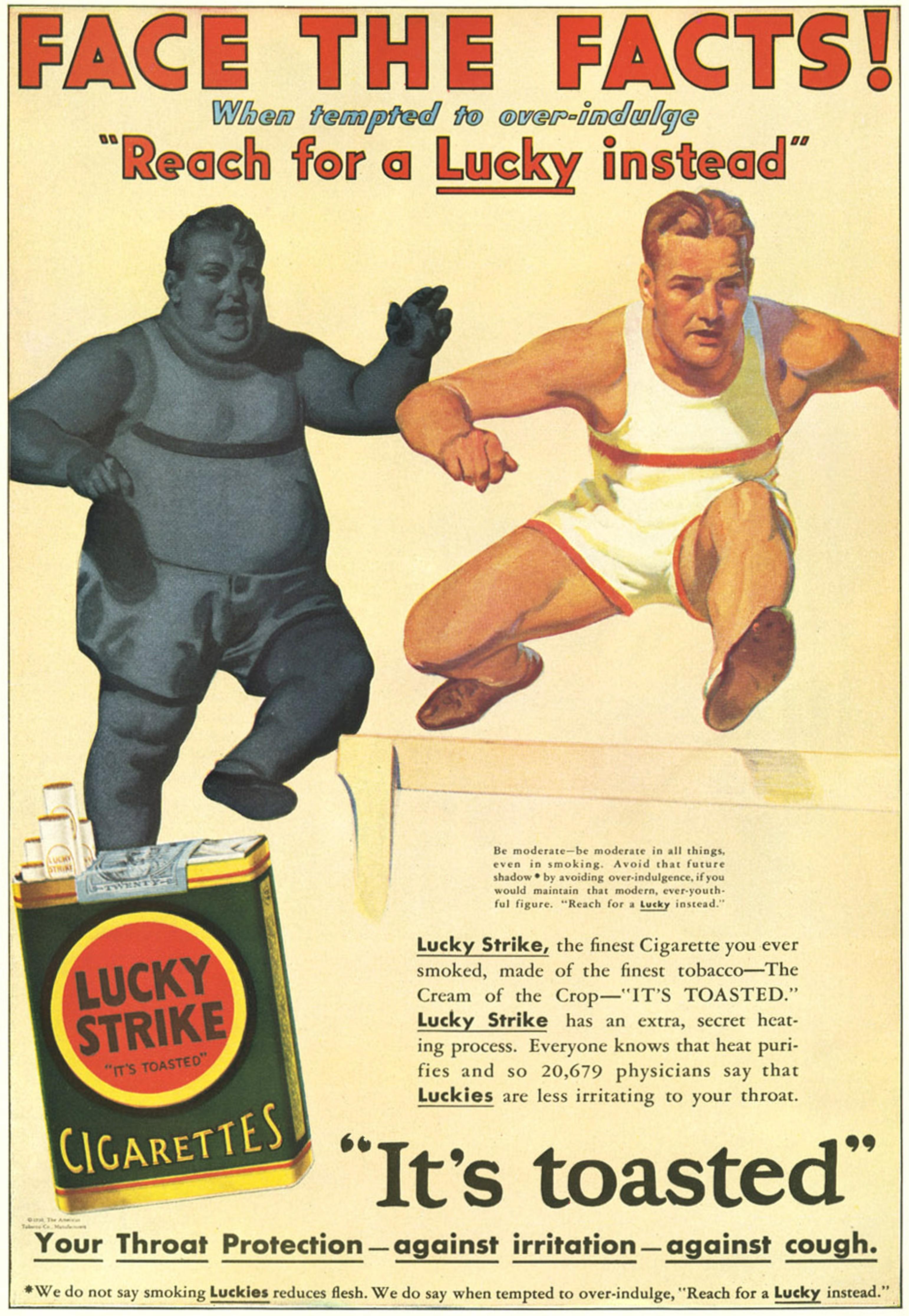 Lucky Strike - 1931