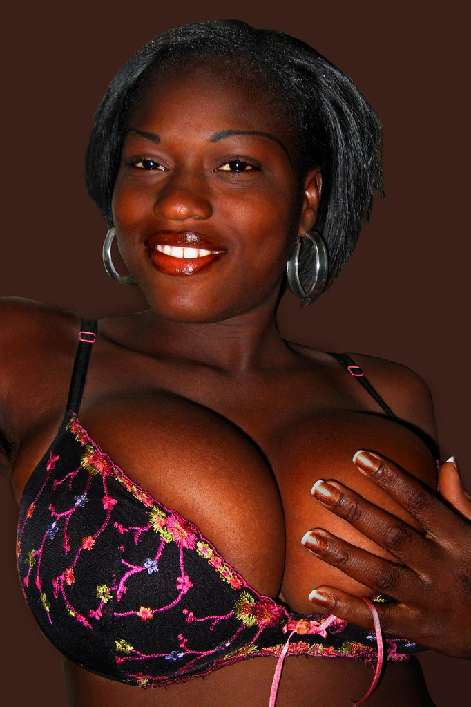 black art nude breast nigerian