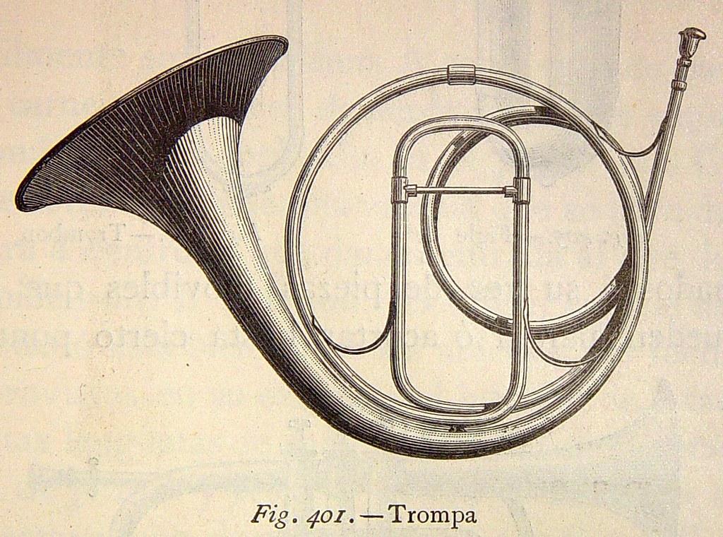 Trompa Ilustraciones Pertenecientes Al Libro El