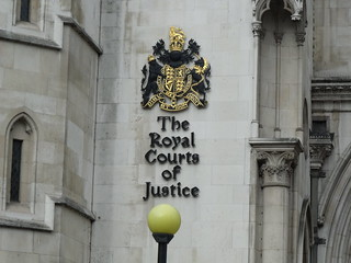 The Royal Courts of Justice | by ell brown
