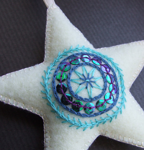 star ornament | by Erratic Needle