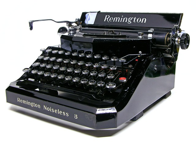 Remington Noiseless 8 A Rather Unusual Design From The