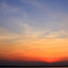 sunset gradiente