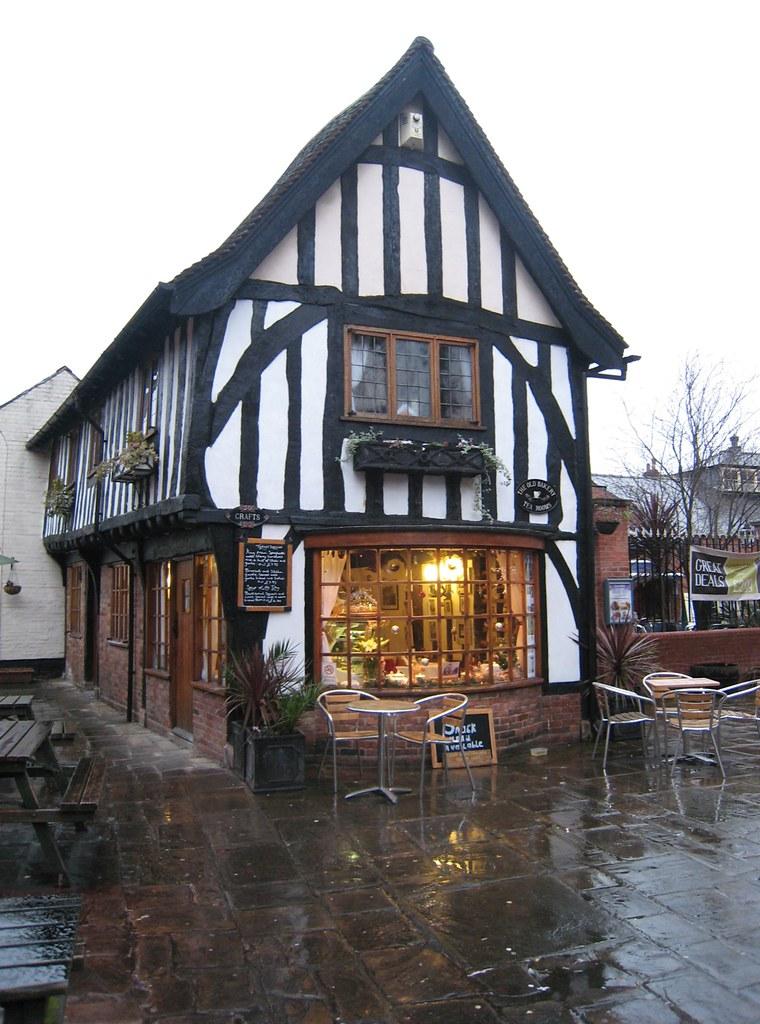 Tea Rooms Derbyshire