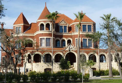 Victorian Architecture On Galveston Island, The Moody Mans