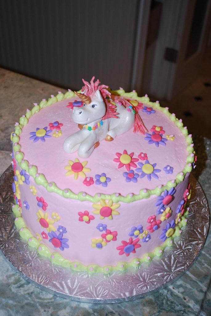 Unicorn Cake Gaby S Cake Cream Cheese Frosting And Red