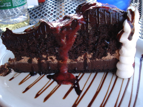 Chocolate Mousse Cake | by Yummies 4 Tummies