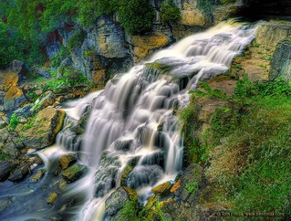 Inglis Falls, Sydenham River | by view[ ¤ ]finder