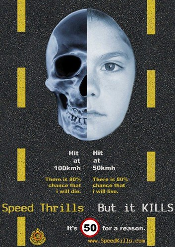 All Road Sign >> Road Safety Billboard Ad | Road Safety Billboard Ad | Flickr