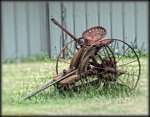 IMGP2432 Old Horse drawn plow | by Seminole Digital
