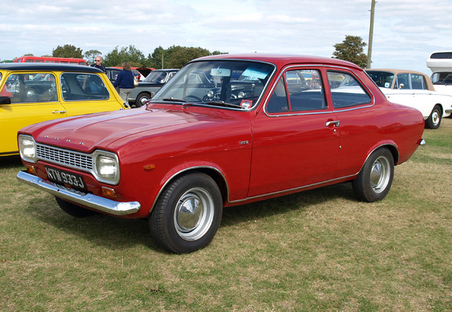 Ford Gt Forum >> 1970 Ford Escort GT Mk1 | Nice to see this on wide steels ra… | Flickr
