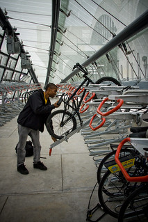 DC Bike Parking Interior2 | by Mikael Colville-Andersen