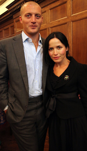 Andrea corr with husband sarah milne flickr andrea corr with husband by sarah milne altavistaventures Image collections