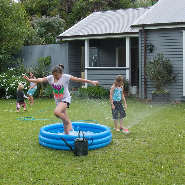Flickr photo sharing for Garden paddling pools