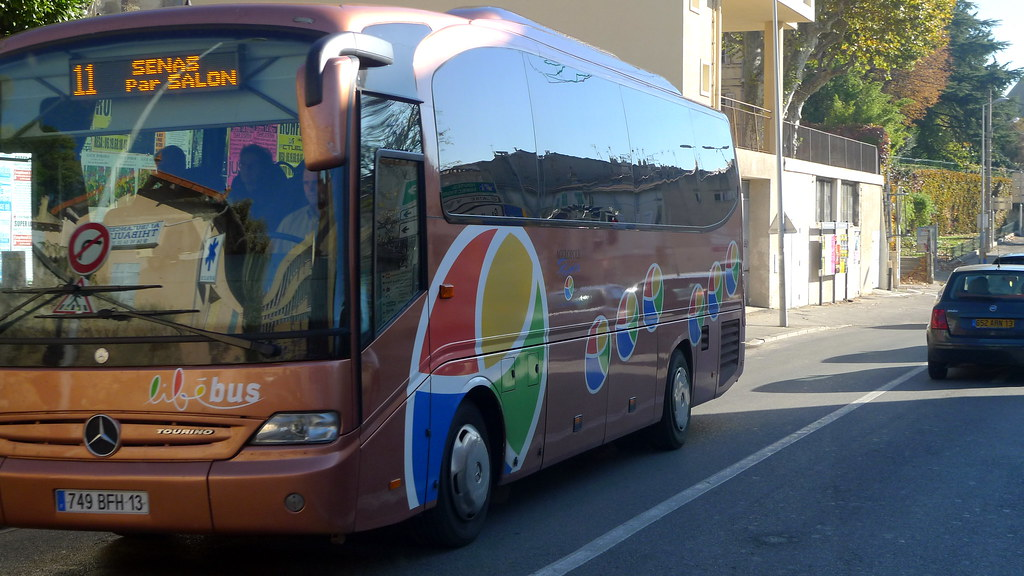 lib bus habillage de bus salon de provence fr13 flickr