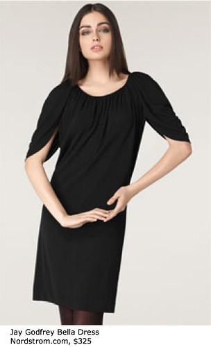 Jay Godfrey Bella Cowl Neck Dress Sleeves Nordstrom Flickr