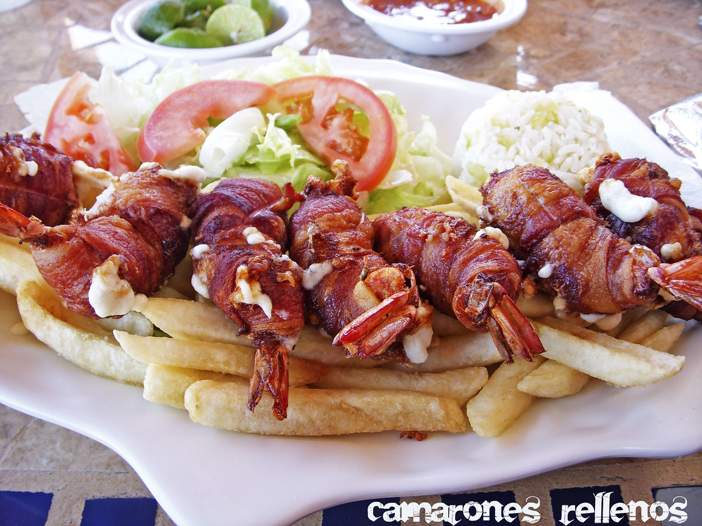 Pictures Of French Fries Camarones Rellenos   S...