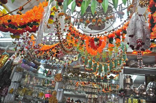 The Hindu Temple Bur Dubai
