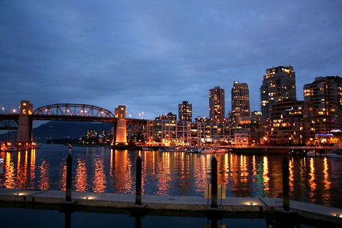Vancouver BC - the Lights | by Grantsviews