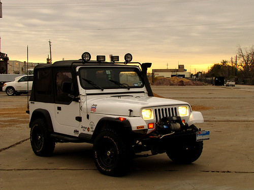 Jeep Wrangler yj | by Fiscpix