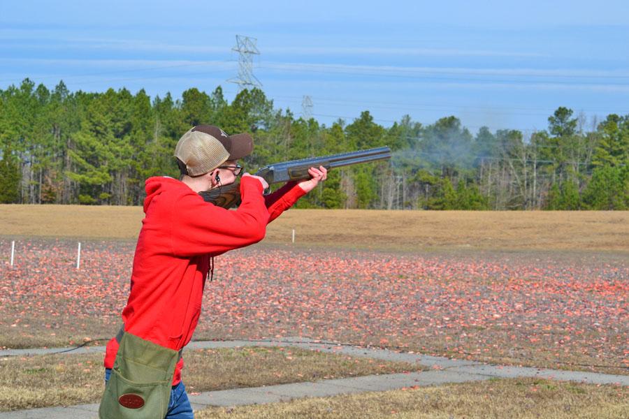 GCS Shooting Club Durham match