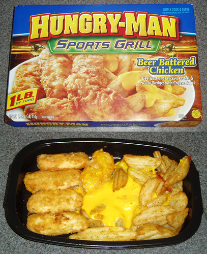 Hungry Man Food Review