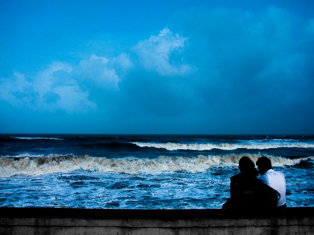 Mumbai romantic places , Worli Sea Face