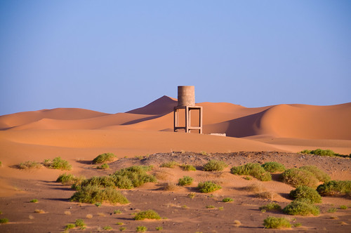 Erg Chebbi | by Null Pointer Photography