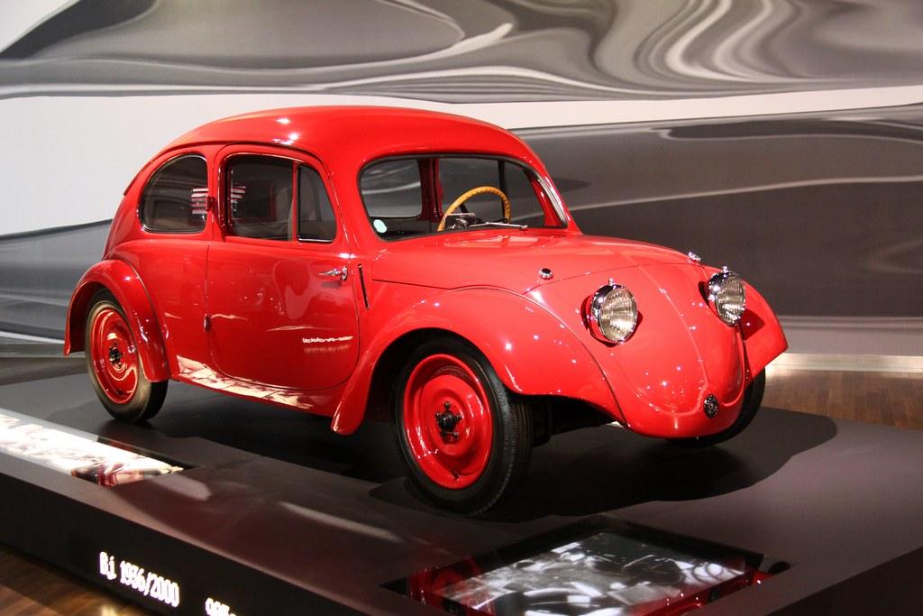 Vw Beetle Prototype 1936 Vw K 228 Fer Prototype 1936